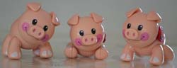 Three Pigs